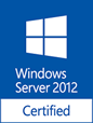 Works with Windows Server 2008